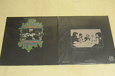 NUCLEUS-WE'LL TALK ABOUT IT LATER-LP reissue of 1970-Gimmix Cover-foc-Klappcover