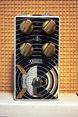 Magnetic Effects - Satellite Overdrive and Boost Guitar Pedal