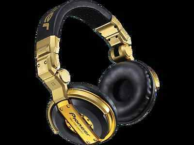 Pioneer HDJ-1000 Limited Edition Gold DJ Headphones Brand New In Box Technics