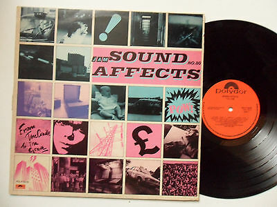 * SOUTH AFRICAN vinyl LP - The Jam - Sound Affects