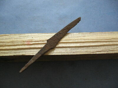 Iron Age Ancient Celtic Spearhead  400-200 Bc