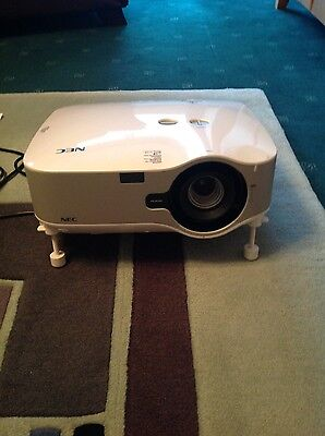 NEC NP1000 LCD Projector