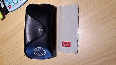 Ray Ban overside sunglasses case