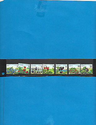 Canada     #  1349-55  MNH  ( From Annual Year Book )