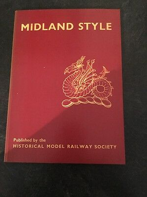 Midland Style - A livery & decor register of the Midland Railway up to 1922