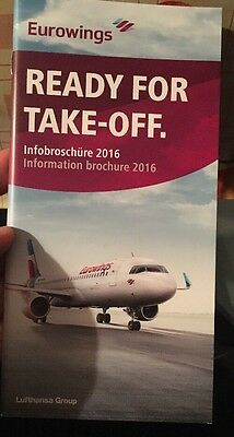 Brochure Eurowings Ready For Take-Off