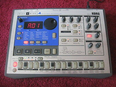 Korg Electribe EA-1 Analogue Synthesizer Sequencer Boxed