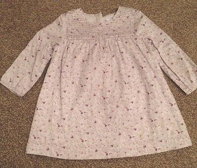 The White Company Girls Dress 9-12 Months