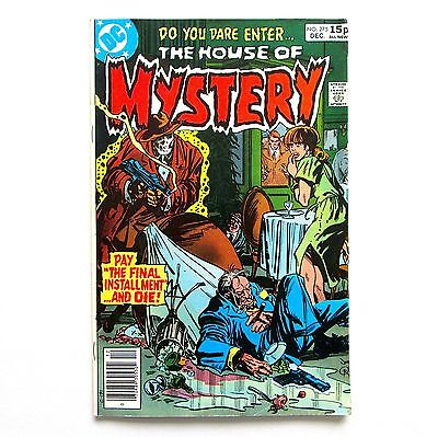The House of Mystery Vol.29 No.275 December 1979 DC Comics