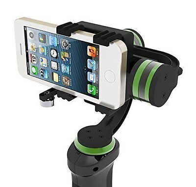 LanParte HHG-01 3 Axis Handheld Gimbal Stabilizer for Smartphone, iPhone & GoPro