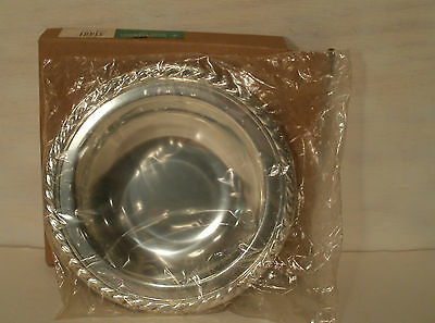Wm Rogers Silverplate Serving Dish Plate Bowl International Silver Com  #41481