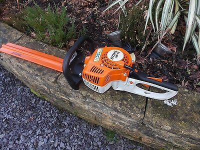 """Stihl HS 45 Hedgecutter 2014 Model with 18"""" Double sided blade"""