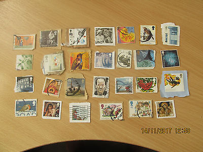 Selection of High Value Commemorative Stamps used