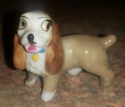 Wade Lady Figure from Lady and the Tramp - Excellent Condition