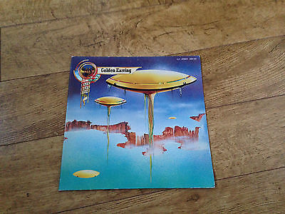 Golden Earring once upon a time double vinyl LP