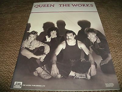 Queen- The Works Book