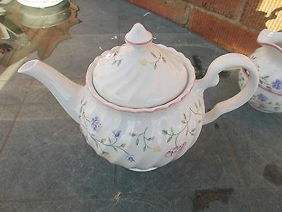 Johnson Brothers Summer Chintz Tea Pot