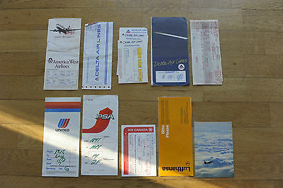 Tickets Airline Flugtickets alt div Delta Air Canada Lufthansa United PSA