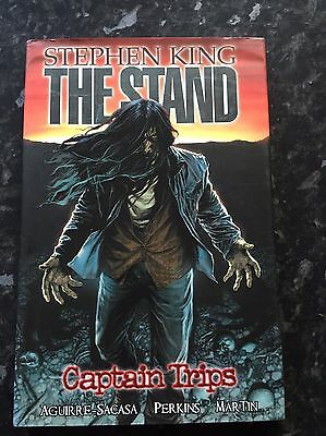 stephen king The Stand Captain Trips HB Graphic Novel