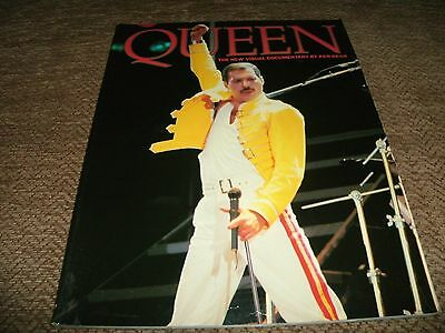 Queen The New Visual Documentary By Ken Dean