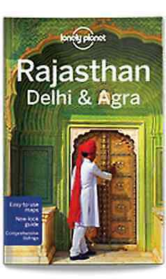 RAJASTHAN DELHI & AGRA Lonely Planet  Book 2015