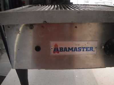 COMMERCIAL ELECTRIC  Abmaster Grill Panini maker