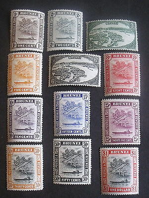 Early Issue Brunei Lot FRESH MM upto $1