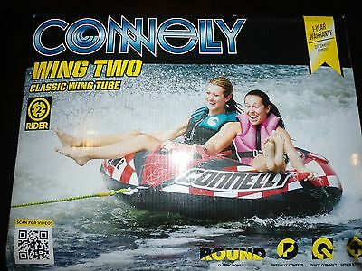 Connelly Wing Two Classic Wing Tube two Person Towable
