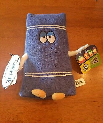South Park Talking Towlelie Plush (Fun 4 All) Gently Used