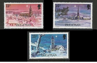 Isle of Man Mint Stamps 1985 Christmas