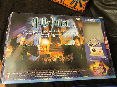 Harry Potter Hogwarts Duelling Club Board Game