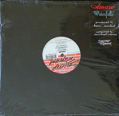 AMARE - Waterfalls - Strictly Rhythm 12561 - HOUSE CLASSIC