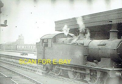 Railway Photo GWR 56xx Class 062T No 6622 at Cardiff General Station 1947
