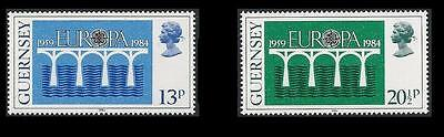 Guernsey Mint Stamps 1984 Europa