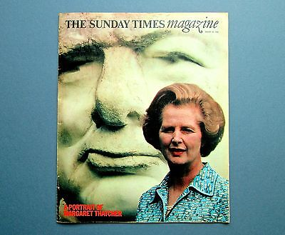 The Sunday Times Magazine August 20th 1978
