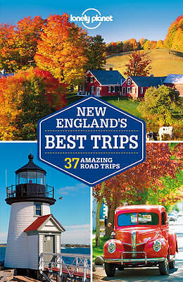 New  England's Best Trips Lonely Planet  Guide