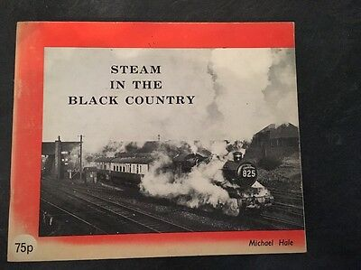 Steam In The Black Country - free UK postage