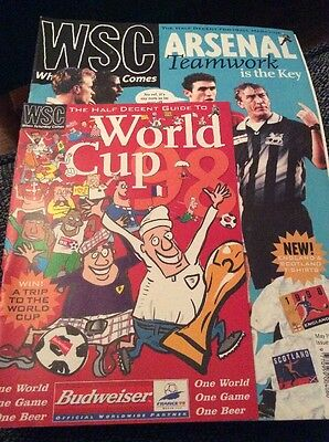 When Saturday Comes Issue 135 May 1998