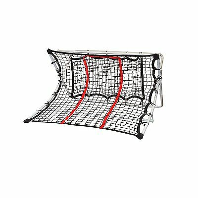 Soccer Trainer Rebound Net Ramp Football Fold Equipment Goal Shoot Training- NEW