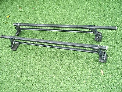 Halfords Roof Bars for cars without gutters