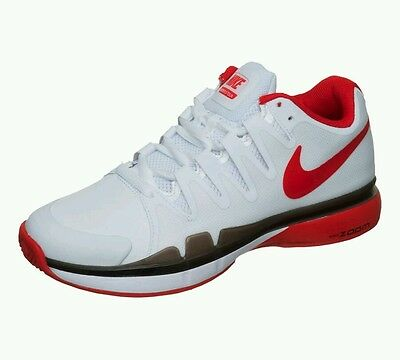 Nike Zoom Vapor Tour Clay size UK 13 eu 48.5 red/white new in box