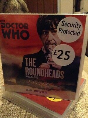 Doctor Who: The Roundheads by Mark Gatiss Compact Disc Book