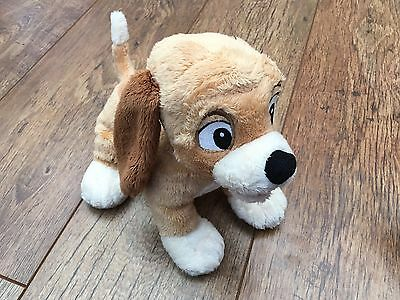 DISNEY DOG SOFT TOY - LARGE  - disney LADY AND THE TRAMP?