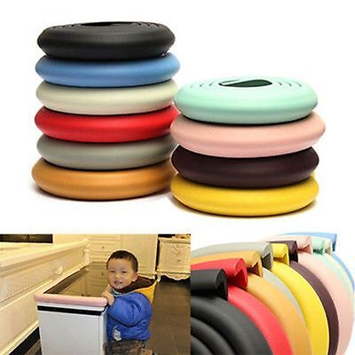 1Pc Baby Protector Corner Bumper Foam Safety Table Edge Cushion Strip