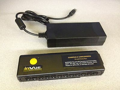 Invue 18V Power Box w/ AC Adapter for Cameras & Camcorders