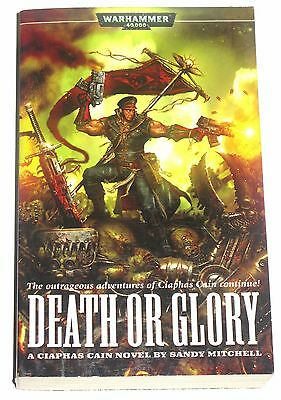 Death or Glory by Sandy Mitchell Warhammer Black Library