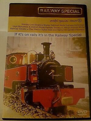hornby railway special dvd
