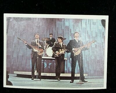 1964 Topps Beatles Color Cards. #17