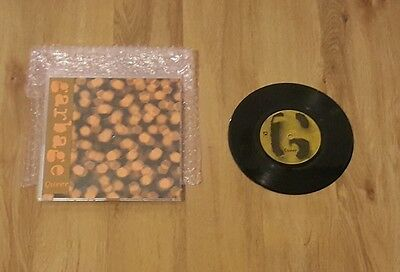 "Garbage Queer  7"" Numbered Vinyl Rare Record"