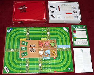 Vintage The Really Nasty Horse Racing Board Game by Upstarts 12+